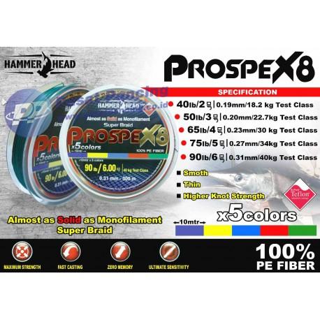 Senar HammerHead ProspeX8