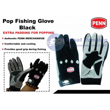 Sarung Tangan Penn Pop Glove Blue (XL)