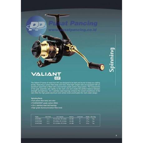 Reel ATC Valiant Crb Fibre