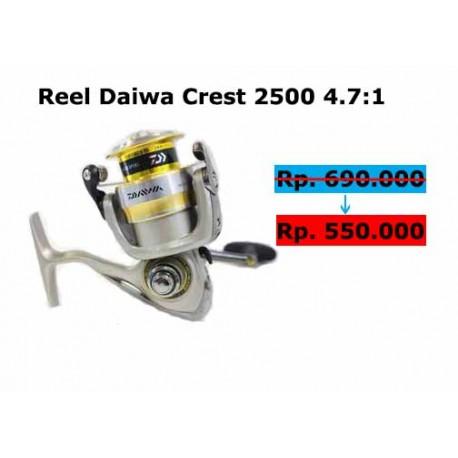 Reel Daiwa Crest 2500 4.7:1