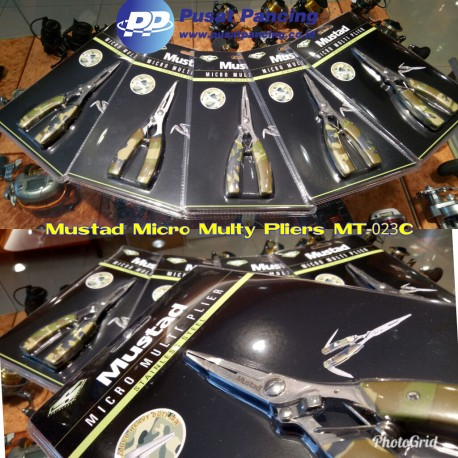 Finese Stainless Steel Multi Plier MT023