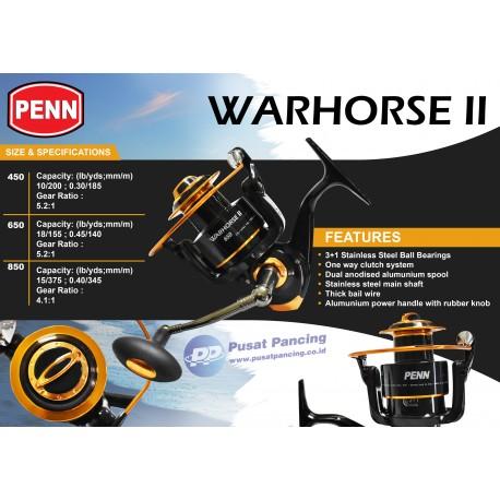 Warhorse 250