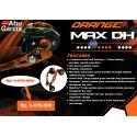 Reel Orange Max3 DH - Left Handle