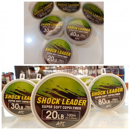 Leader ATC Shock Ldr Spr Soft Cpolymer 100M
