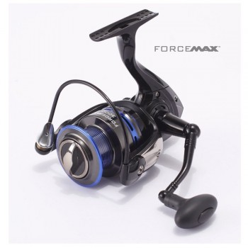 Reel Spinning Abu Garcia Force Max