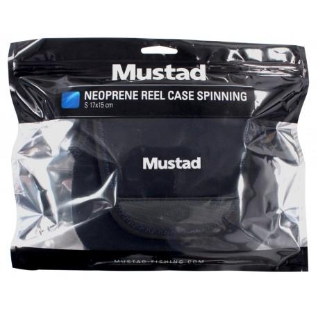 Sarung Reel Mustad Neoprene Reel Case Spin MRCS01