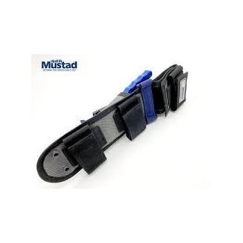Mustad Superior Knife/Plier Belt&Rail Sheath MT077
