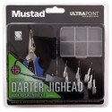 Mustad Darter Jighead Kit REPKIT-11