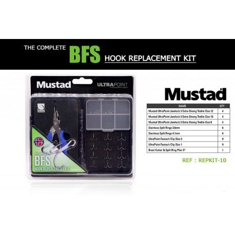 Mustad BFS Kit - REPKIT10