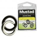 Solid Split Ring Jig Mustad SS MA105