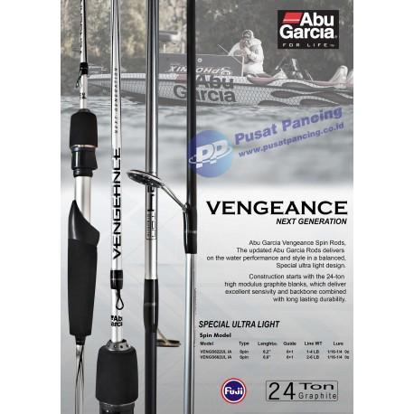 Joran Spinning Abu Garcia Vengeance2 VENGS-UL