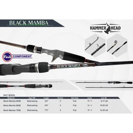 Joran BC Hammerhead Blackmamba