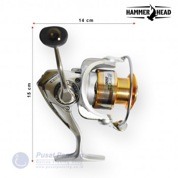 Reel Spinning Hammer Head...