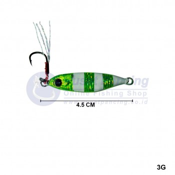 Tenny Micro UV Jig By RodFord
