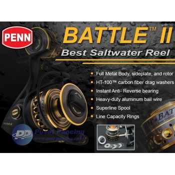 Reel Penn Battle II