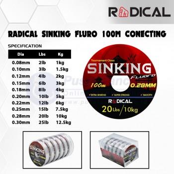 Radical Sinking Fluoro