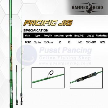 Joran HammerHead Pacific Jig