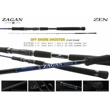 Zen Zagan Off Shore Shooter