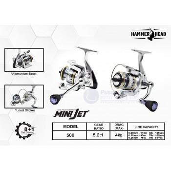 Hammerhead Mini Jet 500
