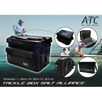 ATC SALT ALLIANCE TACKLE BAG