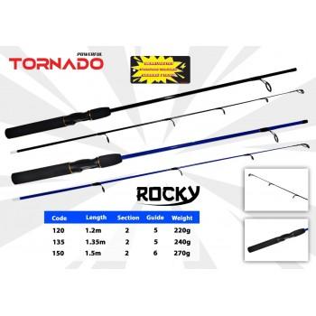 Tornado Rocky Spin