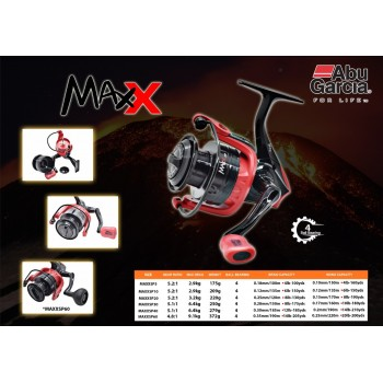 Abu Garcia Max X