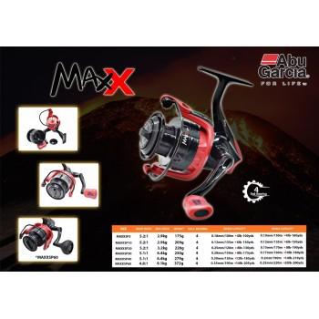 Reel ABU GARCIA MAX X