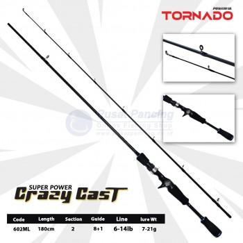 Tornado Crazy Cast CC602ML...