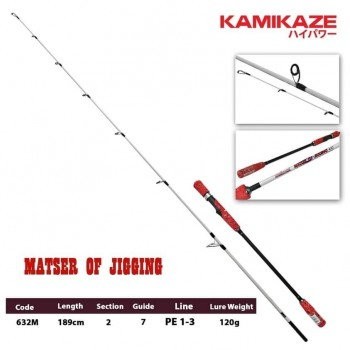 Kamikaze Matser of Jigging 632