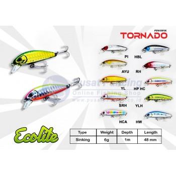 Lure TORNADO Ecolite 6.G