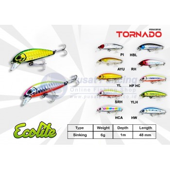 Tornado Ecolite 6.G