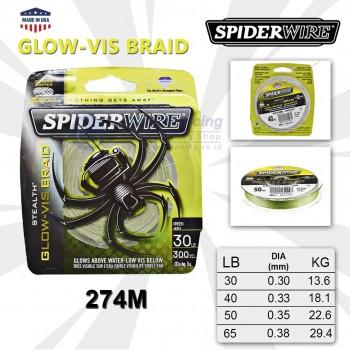 SPIDERWIRE STEALTH GLOW-VIS...