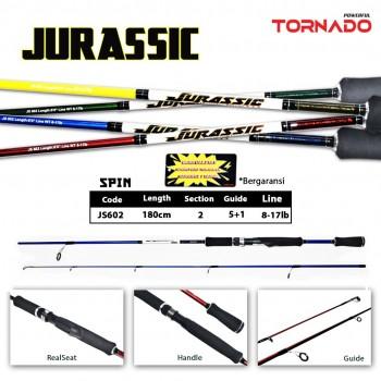 Tornado Jurassic JS602...
