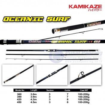 Kamikaze Oceanic Surf