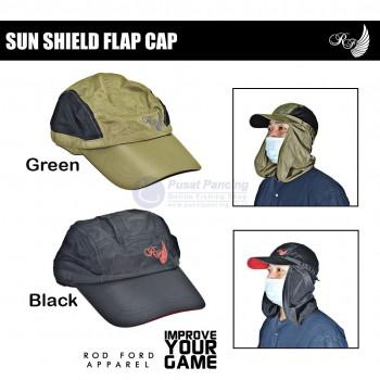 RodFord Sun Shield Flap Cap
