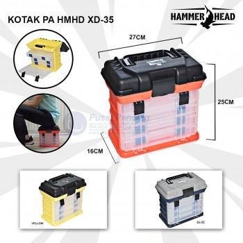 Hammerhead Kotak Pancing XD-35