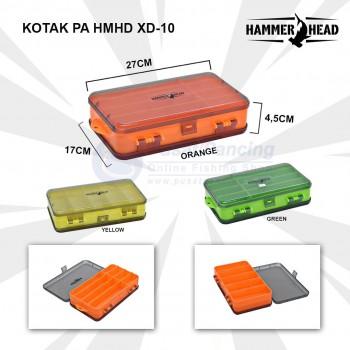 Hammerhead Kotak Pancing XD-10
