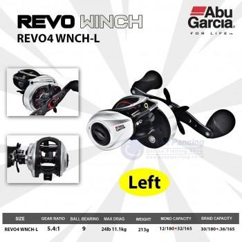 Abu Garcia Revo Winch Revo4...