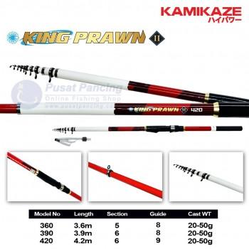 Kamikaze King Prawn II