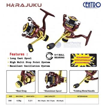 CENTRO HARAJUKU 500 (...