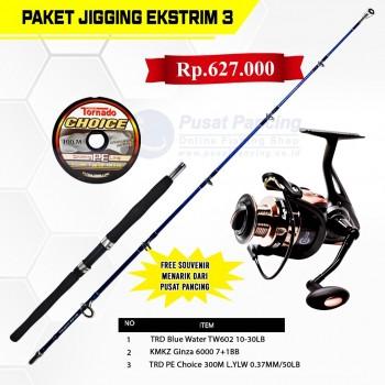 Paket Jigging Ekstrim 3