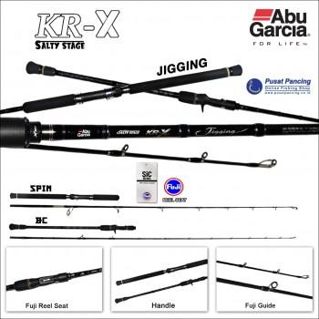 Abu Garcia Saltystage KR-X...