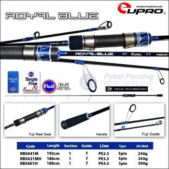 Eupro Royal Blue (Spinning)