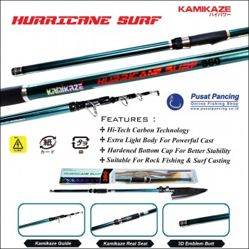Kamikaze Hurricane Surf