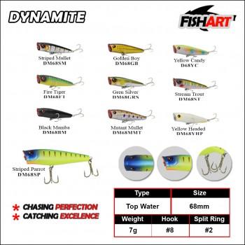 Fishart Dynamite