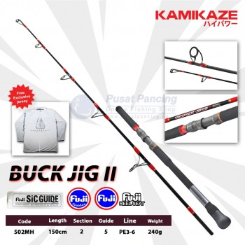 Kamikaze Buck Jig II