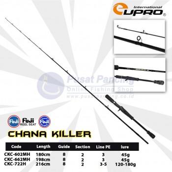 Eupro Channa Killer Cast