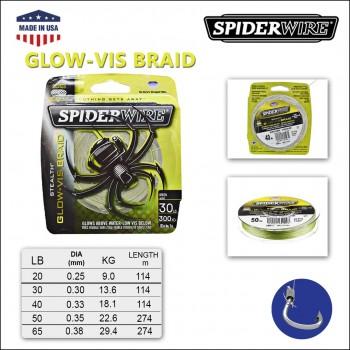 SpiderWire Stealth®...