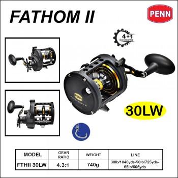 Penn Fathom II