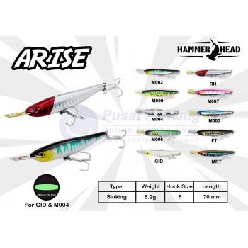 Hammerhead Arise 8.2G 70Mm